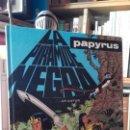 Cómics: DE GIETER: PAPYRUS. LA PIRAMIDE NEGRA, (JUNIOR / GRIJALBO-MONDADORI, 1991).. Lote 156948322