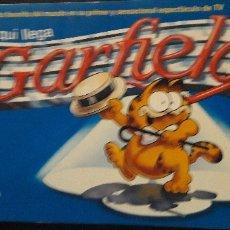 Cómics: 1 COMIC DE ** AQUI LLEGA GARFIELD ** JIM DAVIS . 1989 GRIJALBO .COLOR. Lote 157833226