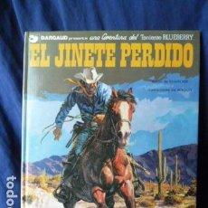 Cómics: TENIENTE BLUEBERRY EL JINETE PERDIDO. Lote 157838098