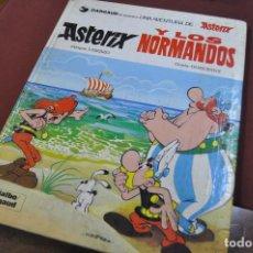 Cómics: ASTERIX Y LOS NORMANDOS - EDITORIAL GRIJALBO / DARGAUD - 1A. ED. AÑO 1980 CO5. Lote 157859734