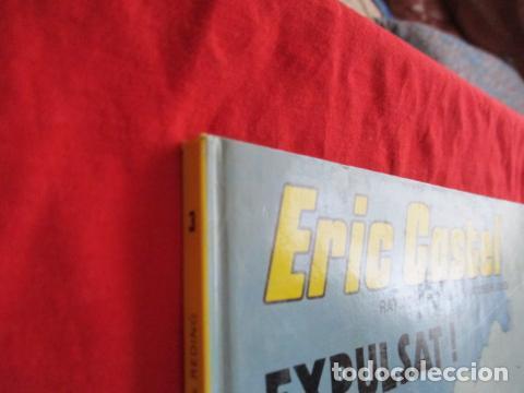Cómics: ERIC CASTEL Nº 3 EXPULSAT ! GRIJALBO - JUNIOR . excelente estado - Foto 3 - 157969710