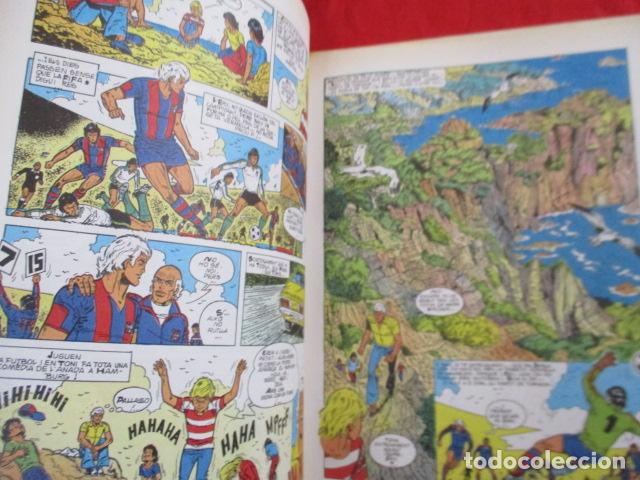 Cómics: ERIC CASTEL Nº 3 EXPULSAT ! GRIJALBO - JUNIOR . excelente estado - Foto 5 - 157969710