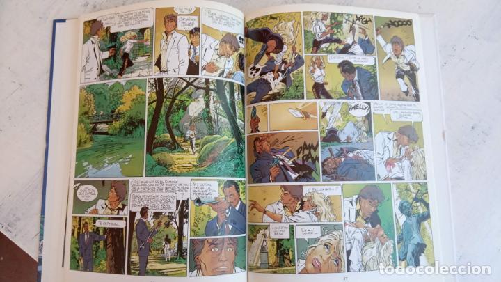 Cómics: LARGO WINCH NºS 1,2,3,4,5,6 - TAPA DURA - PHILIPPE FRANCQ - JEAN VAN AMME - 1992-1995 - 44 IMÁGENES - Foto 8 - 158146242
