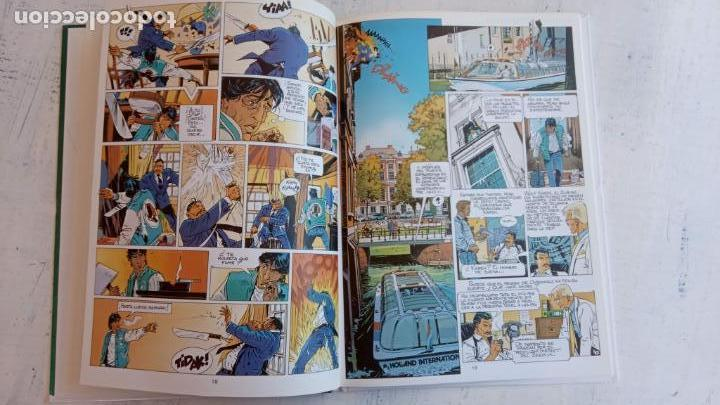 Cómics: LARGO WINCH NºS 1,2,3,4,5,6 - TAPA DURA - PHILIPPE FRANCQ - JEAN VAN AMME - 1992-1995 - 44 IMÁGENES - Foto 17 - 158146242