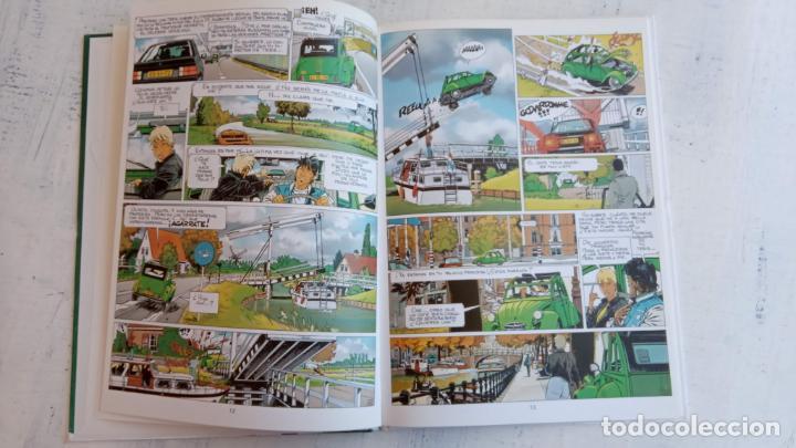 Cómics: LARGO WINCH NºS 1,2,3,4,5,6 - TAPA DURA - PHILIPPE FRANCQ - JEAN VAN AMME - 1992-1995 - 44 IMÁGENES - Foto 18 - 158146242