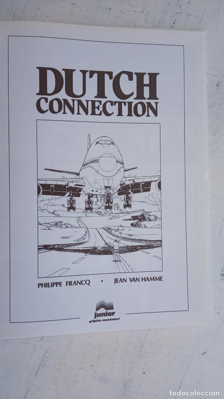 Cómics: LARGO WINCH NºS 1,2,3,4,5,6 - TAPA DURA - PHILIPPE FRANCQ - JEAN VAN AMME - 1992-1995 - 44 IMÁGENES - Foto 20 - 158146242
