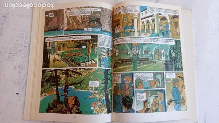 Cómics: LARGO WINCH NºS 1,2,3,4,5,6 - TAPA DURA - PHILIPPE FRANCQ - JEAN VAN AMME - 1992-1995 - 44 IMÁGENES - Foto 26 - 158146242