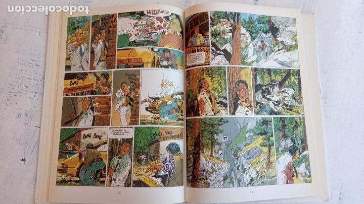 Cómics: LARGO WINCH NºS 1,2,3,4,5,6 - TAPA DURA - PHILIPPE FRANCQ - JEAN VAN AMME - 1992-1995 - 44 IMÁGENES - Foto 27 - 158146242