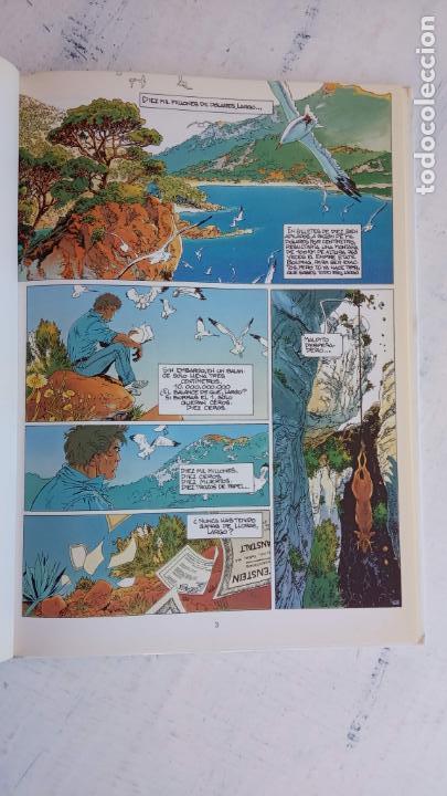Cómics: LARGO WINCH NºS 1,2,3,4,5,6 - TAPA DURA - PHILIPPE FRANCQ - JEAN VAN AMME - 1992-1995 - 44 IMÁGENES - Foto 28 - 158146242