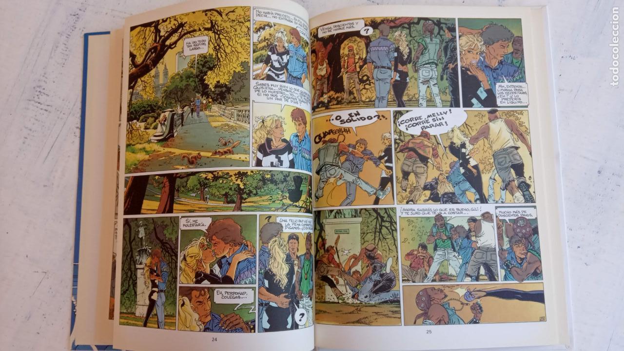 Cómics: LARGO WINCH NºS 1,2,3,4,5,6 - TAPA DURA - PHILIPPE FRANCQ - JEAN VAN AMME - 1992-1995 - 44 IMÁGENES - Foto 42 - 158146242