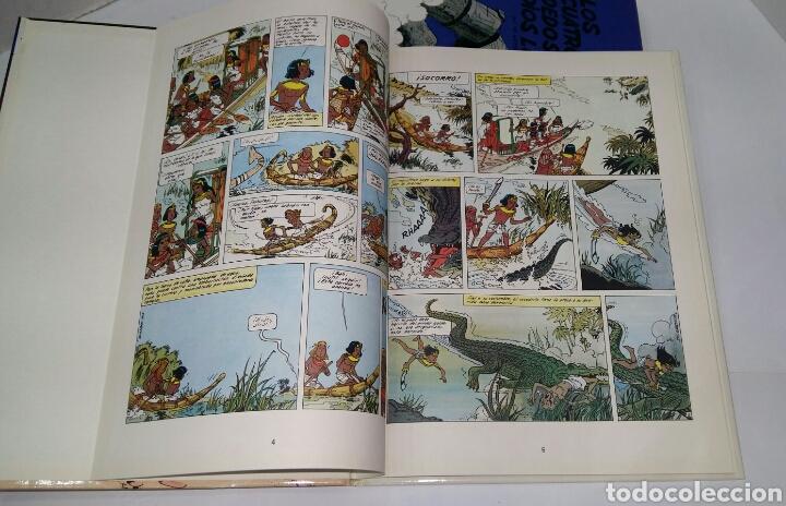 Cómics: PAPYRUS. LOTE 4 NÚMEROS. 4, 5, 6 Y 8. TOTALMENTE NUEVOS. DE GIETER. GRIJALBO. TAPA DURA. - Foto 9 - 158174137