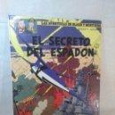 Cómics: EL SECRETO DEL ESPADÓN-PARTE 3-LAS AVENTURAS DE BLAKE Y MORTIMER-1987. Lote 158181458