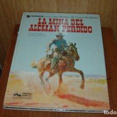 Cómics - BLUEBERRY Nº 1 LA MINA DEL ALEMAN PERDIDO GRIJALBO/DARGAUD - 158211694