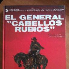 Comics - BLUEBERRY : EL GENERAL DE LOS CABELLOS RUBIOS - Nº 6 - 131305743