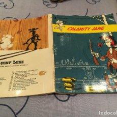 Cómics: LUCKY LUKE - Nº25 - CALAMITY JANE - TAPA BLANDA 1984 GRIJALBO. Lote 158262374