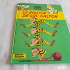 Cómics: LUCKY LUKE Nº 16 LA EVASIÓN DE LOS DALTON. Lote 158301998