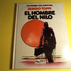 Cómics: EL HOMBRE DEL NILO. SERGIO TOPPI. JUNIOR. (A-B). Lote 158417506