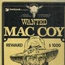 Cómics: MAC COY 5: WANTED MAC COY, GRIJALBO, MUY BUEN ESTADO. COLECCIÓN A.T.. Lote 158489578