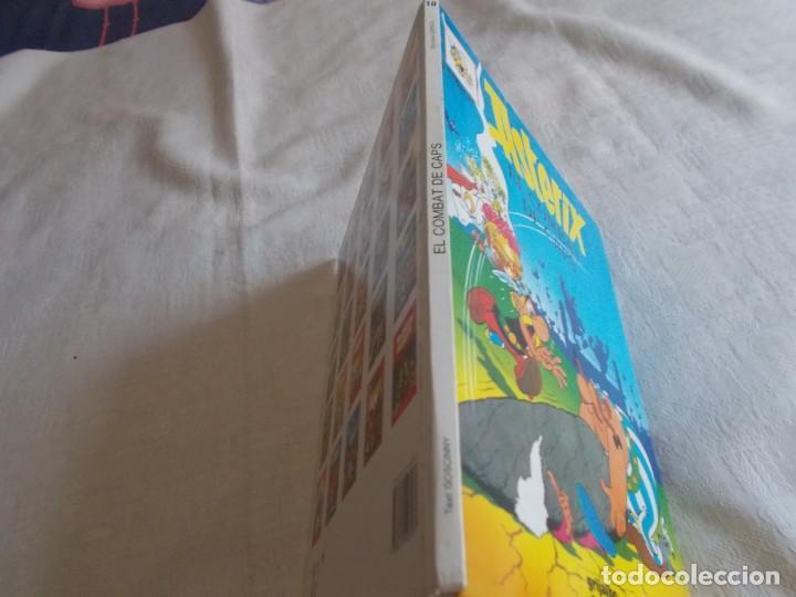 Cómics: ASTERIX Nº 10 El combat de caps - Foto 2 - 158727526