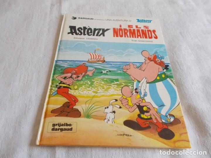 ASTERIX Nº 8 I ELS NORMANDS (Tebeos y Comics - Grijalbo - Asterix)