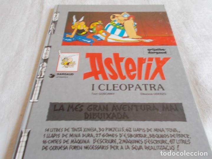 ASTERIX Nº 7 I CLEOPATRA (Tebeos y Comics - Grijalbo - Asterix)