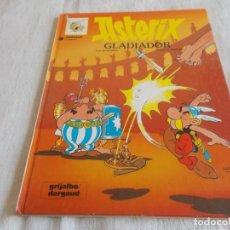 Cómics: ASTERIX Nº 4 GLADIADOR . Lote 158730770
