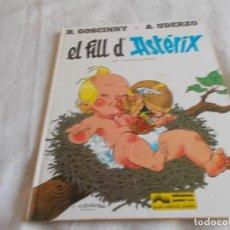 Cómics: ASTERIX Nº 27 EL FILL D'ASTÉRIX . Lote 158736142