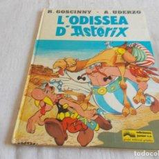 Cómics: ASTERIX Nº 26 L'ODISSEA D'ASTÉRIX. Lote 158748242