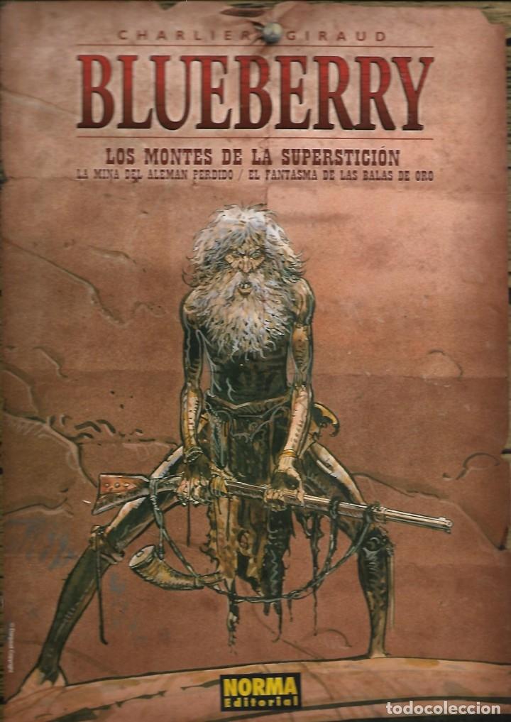 Cómics: El Teniente Blueberry Años 1977/ 2019 Lote de 52 Tebeos de Tapas Duras Nº 1 al 52 colección completa - Foto 26 - 134259782