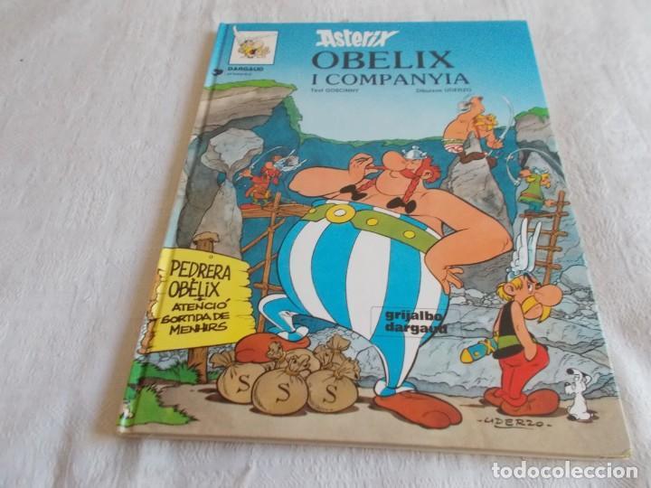 ASTERIX Nº 23 OBELIX I COMPANYIA (Tebeos y Comics - Grijalbo - Asterix)