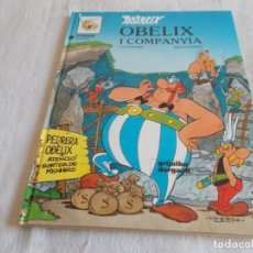 Cómics: ASTERIX Nº 23 OBELIX I COMPANYIA . Lote 158797634
