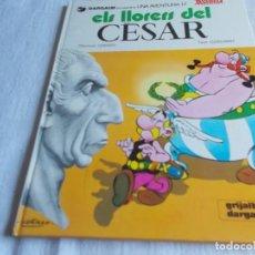 Cómics: ASTERIX Nº 15 ELS LLORERS DEL CÈSAR . Lote 158799430
