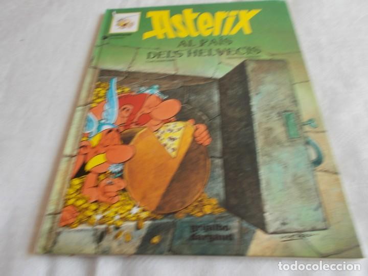 ASTERIX Nº 16 AL PAÍS DELS HELVECIS (Tebeos y Comics - Grijalbo - Asterix)