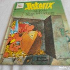 Cómics: ASTERIX Nº 16 AL PAÍS DELS HELVECIS . Lote 158846126