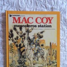 Cómics: MAC COY - MESCALEROS STATION N. 15. Lote 158857962