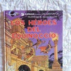 Cómics: VALERIAN AGENTE ESPACIO - TEMPORAL - LOS HEROES DEL EQUINOCCIO N. 7. Lote 217555405