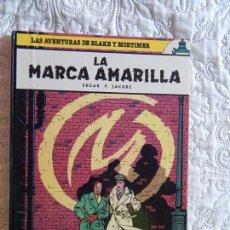 Cómics: LAS AVENTURAS DE BLAKE Y MORTIMER N. 3 - LA MARCA AMARILLA. Lote 158860738