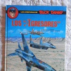 Cómics: LAS AVENTURAS DE BUCK DANY - LOS AGRESORES - 44. Lote 158888922