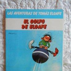 Cómics: LAS AVENTURAS DE TOMAS ELGAFE - EL GOLFO DE ELGAFE N. 2. Lote 158889318