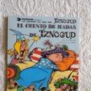 Cómics: LAS AVENTURAS DEL GRAN VISIR IZNOGUD - EL CUENTO DE HADAS DE IZNOGUD N. 4. Lote 158941598