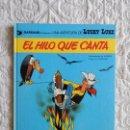 Cómics: UNA AVENTURA DE LUCKY LUKE - EL HILO QUE CANTA - 10. Lote 158942422