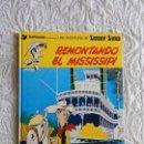 Cómics: UNA AVENTURA DE LUCKY LUKE - REMONTANDO EL MISSISSIPI - 9. Lote 158942658