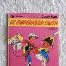Cómics: UNA AVENTURA DE LUCKY LUKE - EL EMPERADOR SMITH N. 1. Lote 158942834