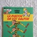 Cómics: UNA AVENTURA DE LUCKY LUKE -LA EVASION DE LOS DALTON N. 16. Lote 158947750