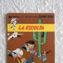 Cómics: UNA AVENTURA DE LUCKY LUKE -LA ESCOLTA N. 18. Lote 158948426