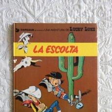Comics : UNA AVENTURA DE LUCKY LUKE -LA ESCOLTA N. 18. Lote 158948426