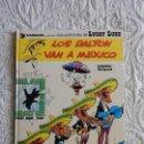 Cómics: UNA AVENTURA DE LUCKY LOS DALTON VAN A MEXICO N. 8. Lote 158948750