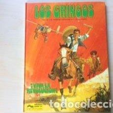 Cómics: LOS GRINGOS CHARLIER VÍCTOR DE LA FUENTE LOTE 3 EJEMPLARES. Lote 158949766