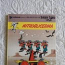 Cómics: UNA AVENTURA DE LUCKY LUKE NITROGLICERINA N. 35 - CATALA. Lote 158950958