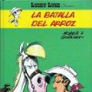 Cómics: LA BATALLA DEL ARROZ - LUCKY LUKE CLASSICS Nº 2 - KRAKEN 2012 - MUY DIFICIL - EXCELENTE CONSERVACION. Lote 158985202